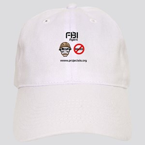 FBI Agent anti bullying Cap
