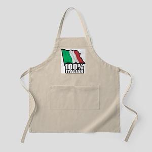 100% Italian Apron