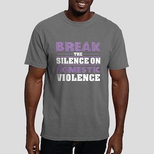 Violence - Break he sile Mens Comfort Colors Shirt
