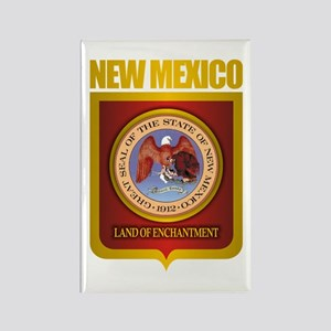 New Mexico (B) Rectangle Magnet