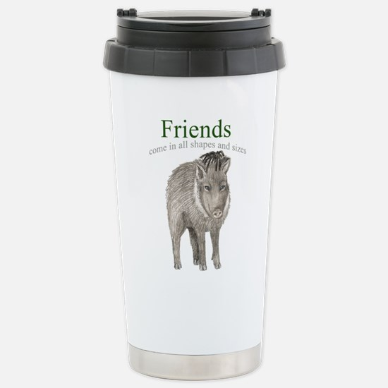 Penny - Friends Stainless Steel Travel Mug