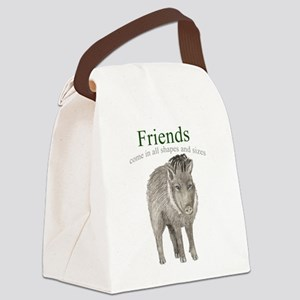 Penny - Friends Canvas Lunch Bag