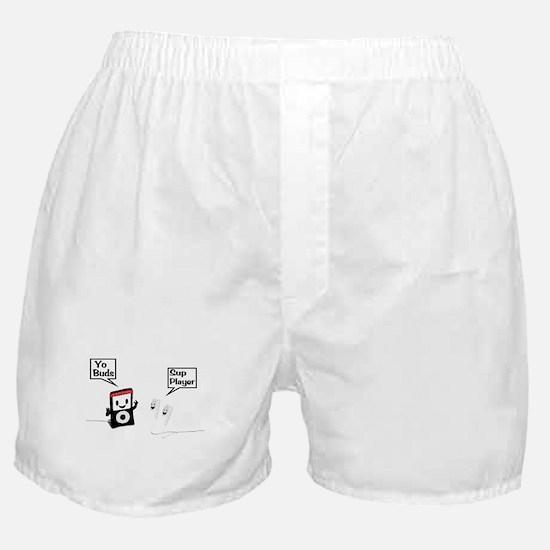 Sup Player Boxer Shorts