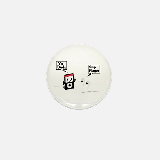 Sup Player Mini Button