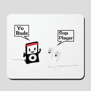 Sup Player Mousepad
