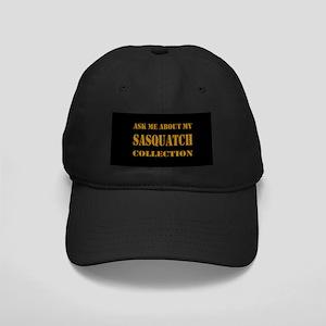 Sasquatch Collection Black Cap