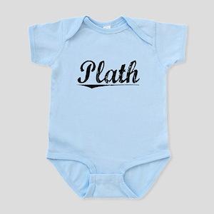 Plath, Vintage Infant Bodysuit