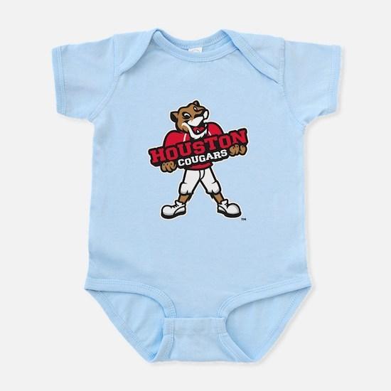 Houston Cougar Kids Mascot Infant Bodysuit
