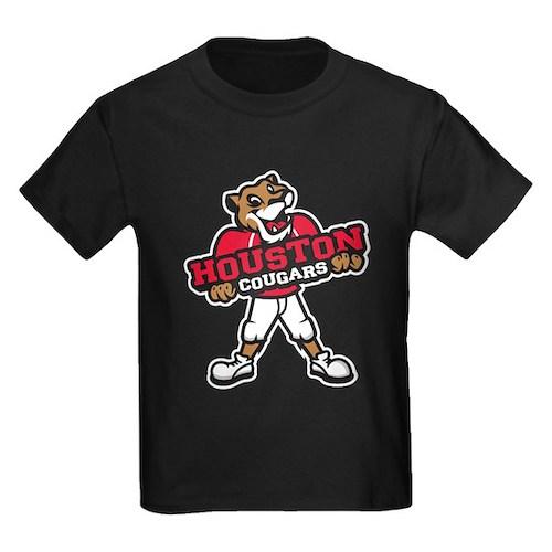 Houston Cougar Kids Mascot T