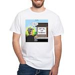 Vet Taxidermist White T-Shirt