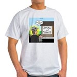 Vet Taxidermist Light T-Shirt