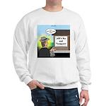 Vet Taxidermist Sweatshirt