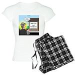 Vet Taxidermist Women's Light Pajamas
