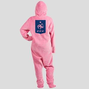 France Footed Pajamas