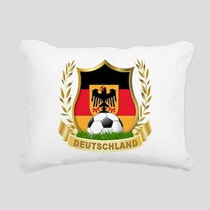 germany a Rectangular Canvas Pillow