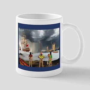 Mug, Last Voyage From Owyhee