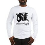 Cryptozoologist Ancient Long Sleeve T-Shirt