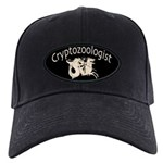 Cryptozoologist Ancient Black Cap
