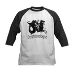 Cryptozoologist Ancient Kids Baseball Jersey