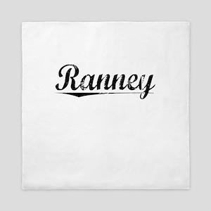Ranney, Vintage Queen Duvet