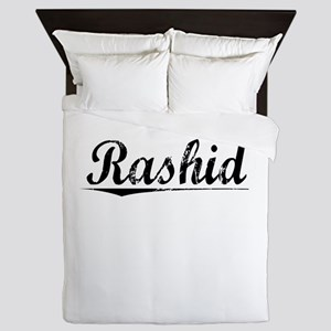 Rashid, Vintage Queen Duvet