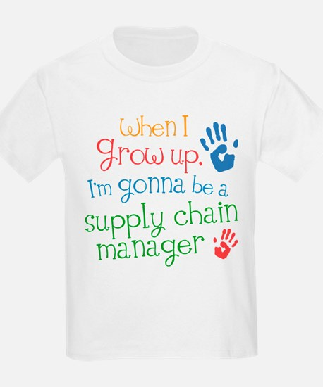 Future Supply Chain Manager T-Shirt