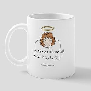 Angelman Syndrome Awareness Mug