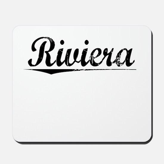 Riviera, Vintage Mousepad