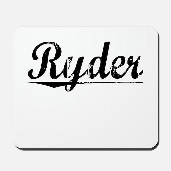Ryder, Vintage Mousepad