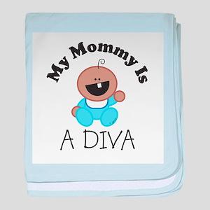 A_DIVA baby blanket