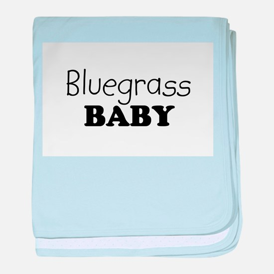 Bluegrass.png baby blanket