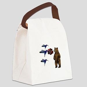 WONDER Canvas Lunch Bag