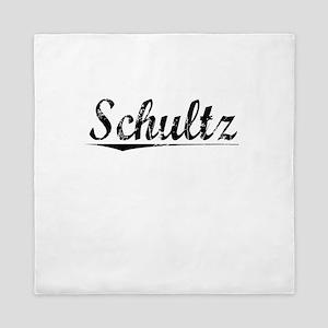 Schultz, Vintage Queen Duvet