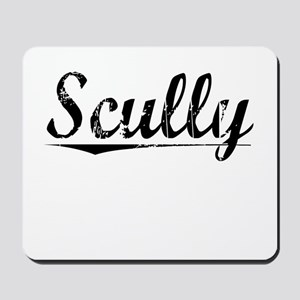 Scully, Vintage Mousepad