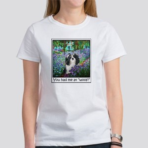 Shih Tzu Fine Art Eve Women's T-Shirt
