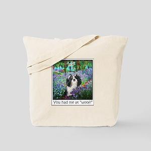 Shih Tzu Fine Art Eve Tote Bag
