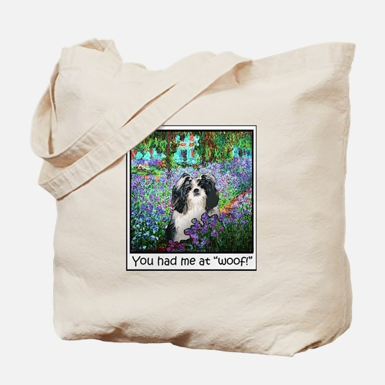 Shih Tzu Fine Art Eve Tote Bag