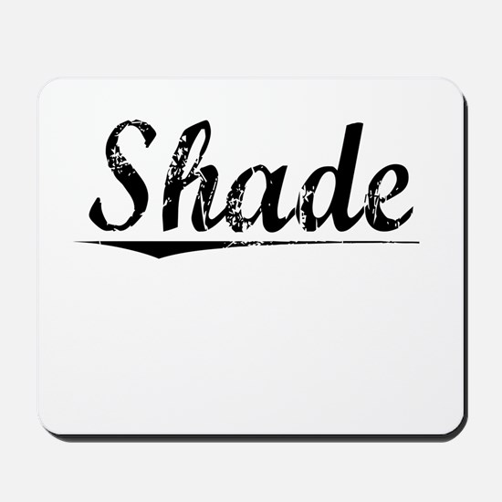 Shade, Vintage Mousepad