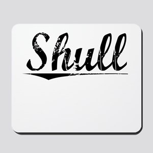 Shull, Vintage Mousepad
