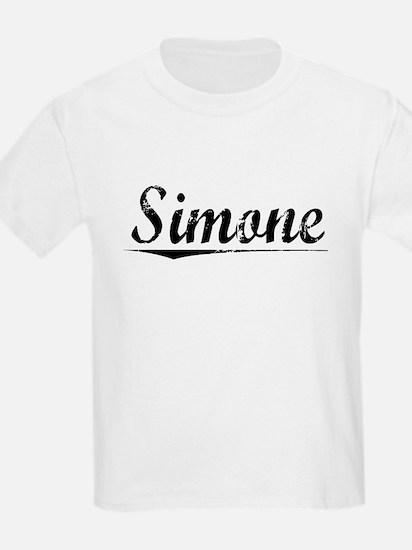 Simone, Vintage T-Shirt