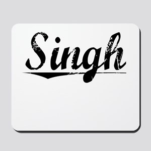 Singh, Vintage Mousepad