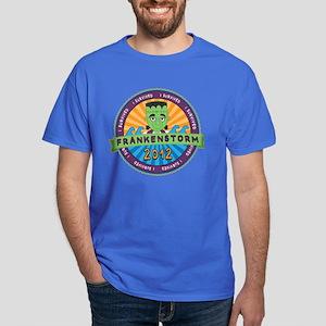 Survived Frankenstorm 2012 Dark T-Shirt