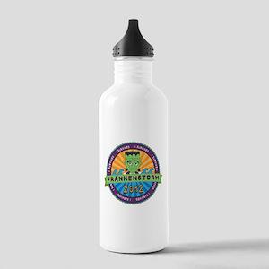 Survived Frankenstorm 2012 Stainless Water Bottle