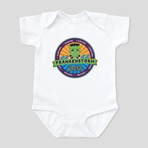 Survived Frankenstorm 2012 Infant Bodysuit