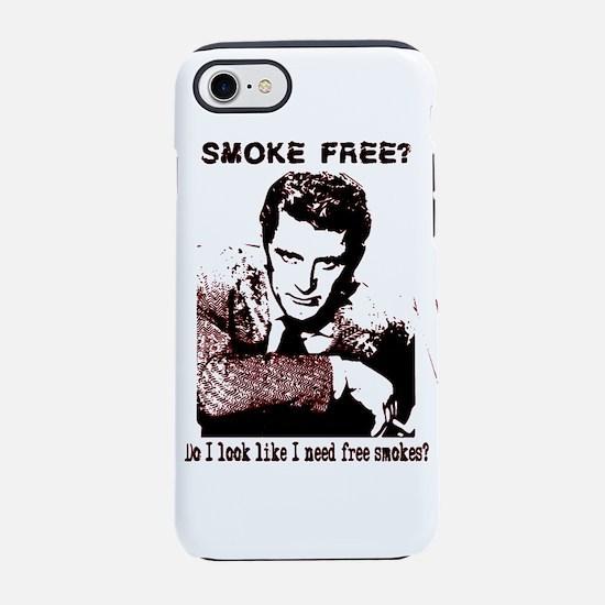 Smoke Free iPhone 7 Tough Case