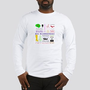 Mike Episodes Long Sleeve T-Shirt