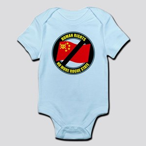 China problem 1 Infant Bodysuit