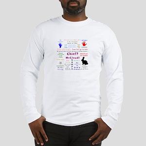 Joel Episodes Long Sleeve T-Shirt