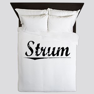 Strum, Vintage Queen Duvet
