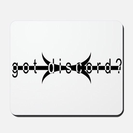 got discord? Mousepad